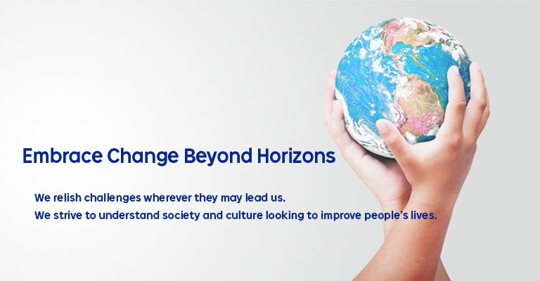 Embrace Change Beyond Horizons