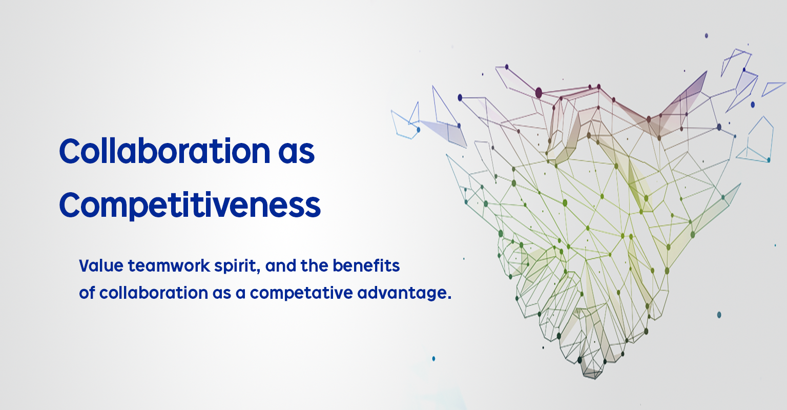 Collaboration as Competitiveness