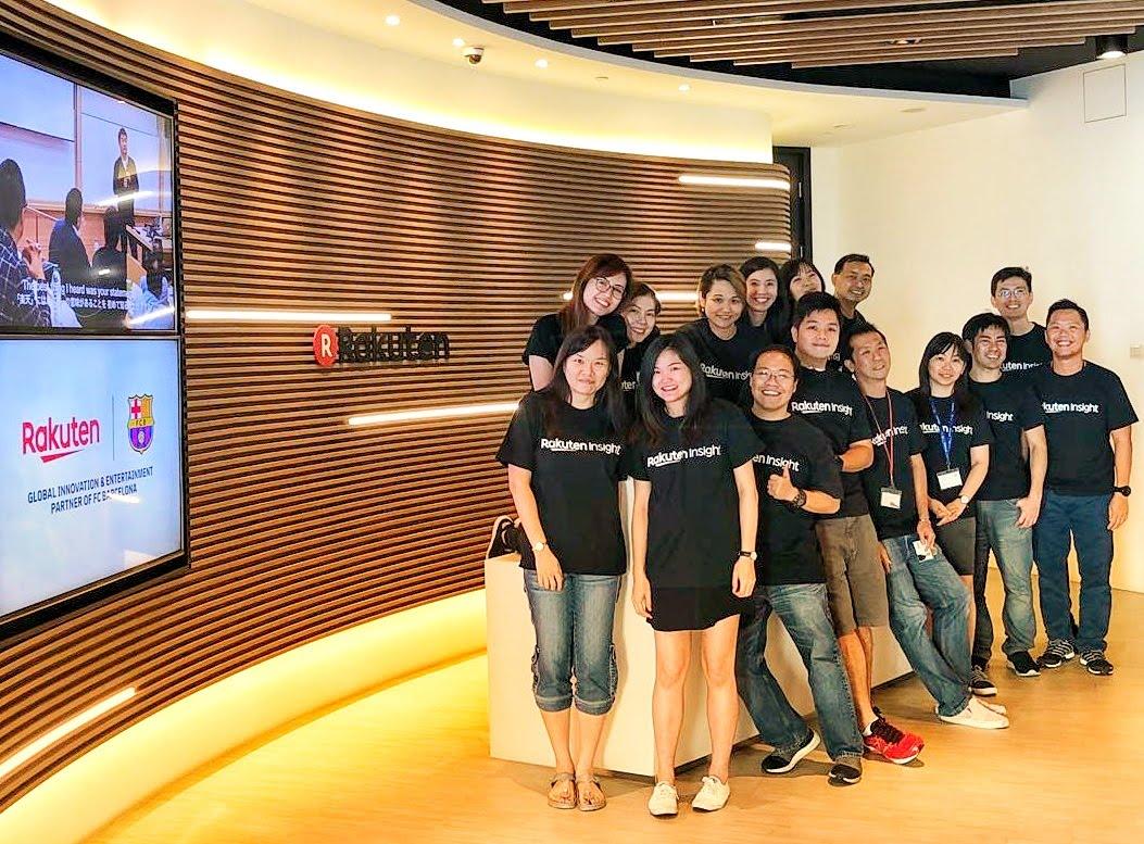 Team Singapore Rakuten Insight