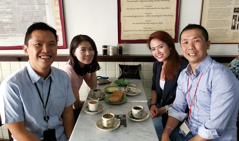 Rakuten Insight Singapore Sales Team